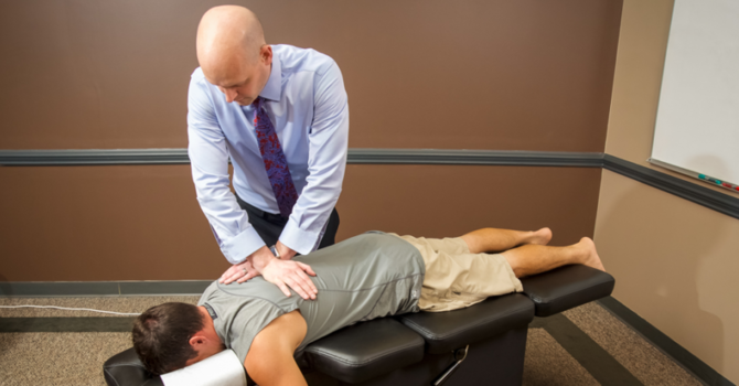 Chiropractic Manipulation Therapy